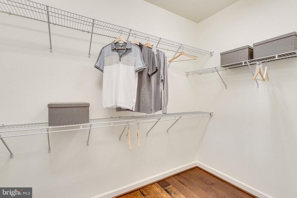 Owner's Walk-in Closet #2 - 8705 FORMATION DR, FREDERICKSBURG