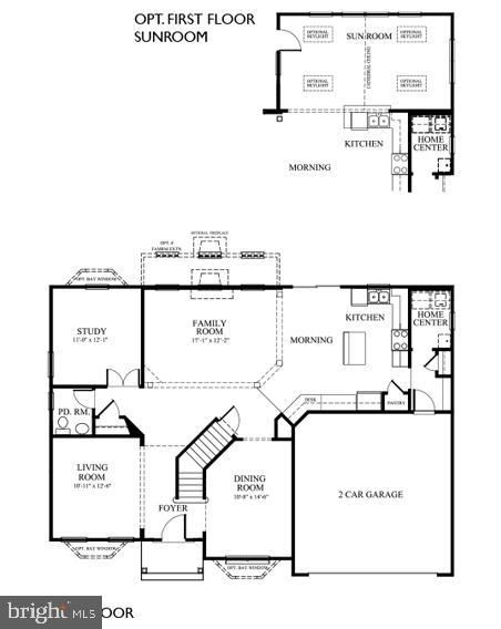 main floor - 12503 MEADOWOOD DR, SILVER SPRING