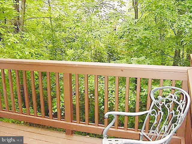 Deck Backs to Woods - 13086 PARK CRESCENT CIR, HERNDON