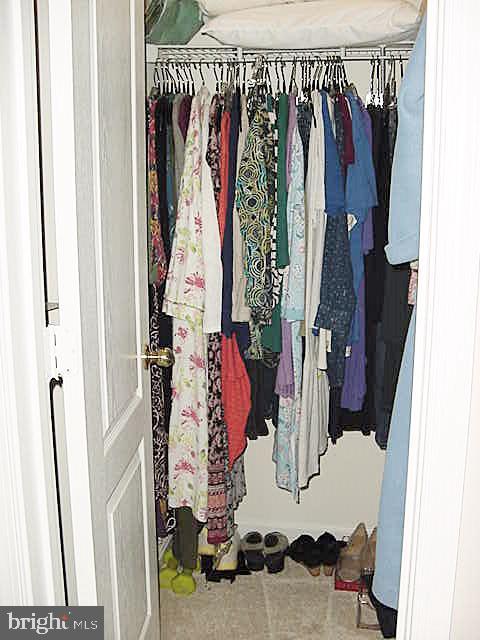 1 of 2 MBR Walk-in Closets - 13086 PARK CRESCENT CIR, HERNDON