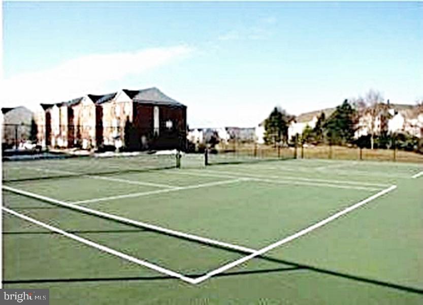 Tennis Courts - 13086 PARK CRESCENT CIR, HERNDON