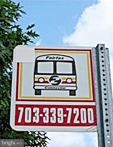 Bus Stop at TH Entry - 13086 PARK CRESCENT CIR, HERNDON