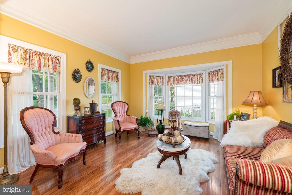 Formal Living Room - 7840 VIRGINIA OAKS DR, GAINESVILLE