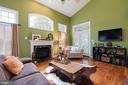 Family Room - 7840 VIRGINIA OAKS DR, GAINESVILLE