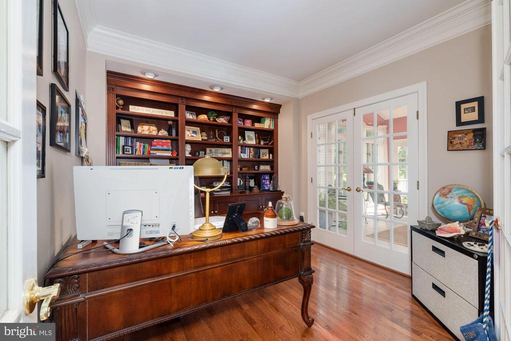 Office/Study - 7840 VIRGINIA OAKS DR, GAINESVILLE