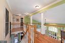 Upstairs Hallway - 7840 VIRGINIA OAKS DR, GAINESVILLE