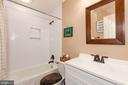 Bedroom #4 Bath - 7840 VIRGINIA OAKS DR, GAINESVILLE