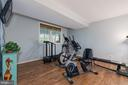 Bedroom #5/Workout Room - 7840 VIRGINIA OAKS DR, GAINESVILLE