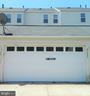 Two  car garage - 25485 FLYNN LN, CHANTILLY