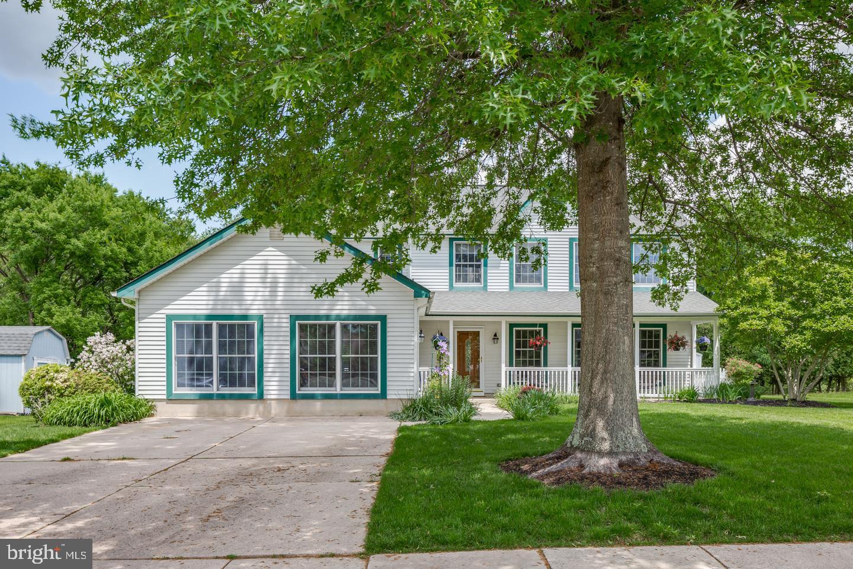 Enfamiljshus för Försäljning vid Mount Holly, New Jersey 08060 Förenta staterna