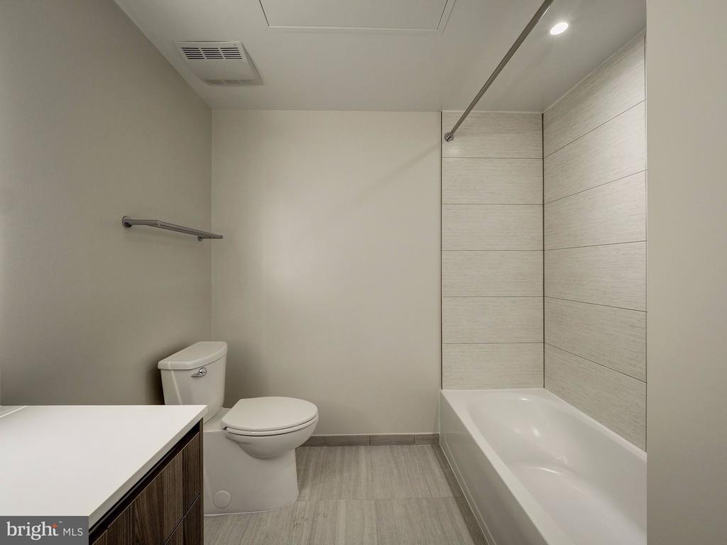 Second full bathroom - 1745 N ST NW #605, WASHINGTON