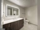 Master bathroom - 1745 N ST NW #605, WASHINGTON