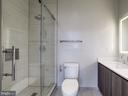 Luxurious master bathroom - 1745 N ST NW #605, WASHINGTON