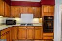 Kitchen View#5 - 5608 CAVALIER WOODS LN, CLIFTON