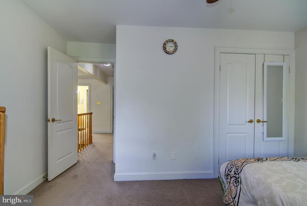 Bedroom#2 View#2 - 5608 CAVALIER WOODS LN, CLIFTON