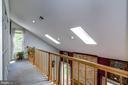 Upper level Hallway - 5608 CAVALIER WOODS LN, CLIFTON