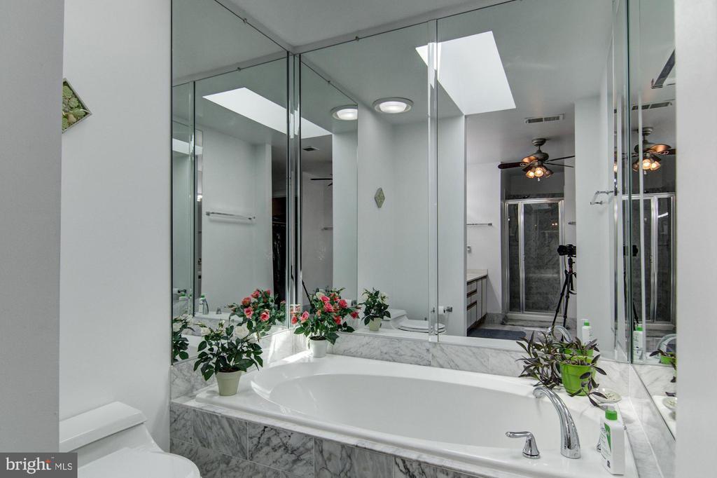 Master Bathroom View#2 - 5608 CAVALIER WOODS LN, CLIFTON