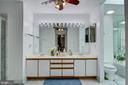 Master Bathroom - 5608 CAVALIER WOODS LN, CLIFTON
