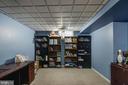 Basement Study Room View#3 - 5608 CAVALIER WOODS LN, CLIFTON