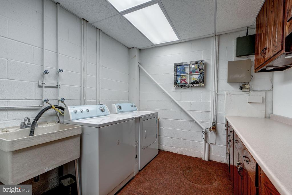 Laundry Room - 4206 48TH PL NW, WASHINGTON
