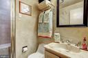 Basement Full Bath with Steam Shower - 4206 48TH PL NW, WASHINGTON