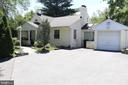 Front View, Driveway with 1 car garage - 1944 SEMINARY RD, SILVER SPRING