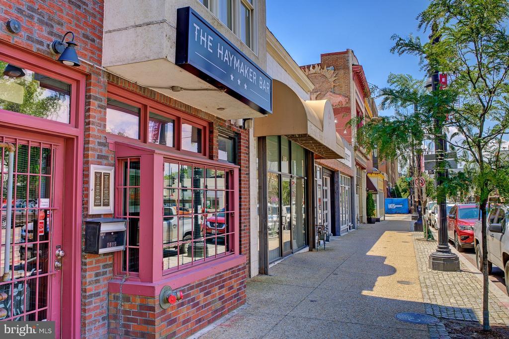 H Street Corridor neighborhood - 834 11TH ST NE, WASHINGTON