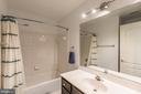 Hall Full Bathroom - 20888 FOWLERS MILL CIR, ASHBURN