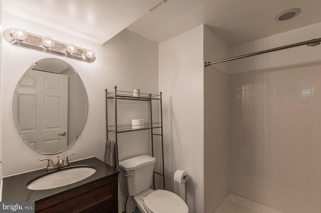 Lower Level Full Bathroom - 20888 FOWLERS MILL CIR, ASHBURN