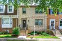 Front of from - 2855 COORS PARK CT, FALLS CHURCH