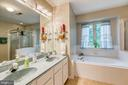 Master Bathroom - 6803 LAKERIDGE DR, FREDERICKSBURG
