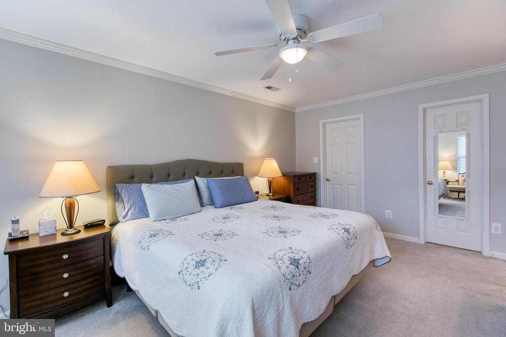 Master Bedroom - 6803 LAKERIDGE DR, FREDERICKSBURG