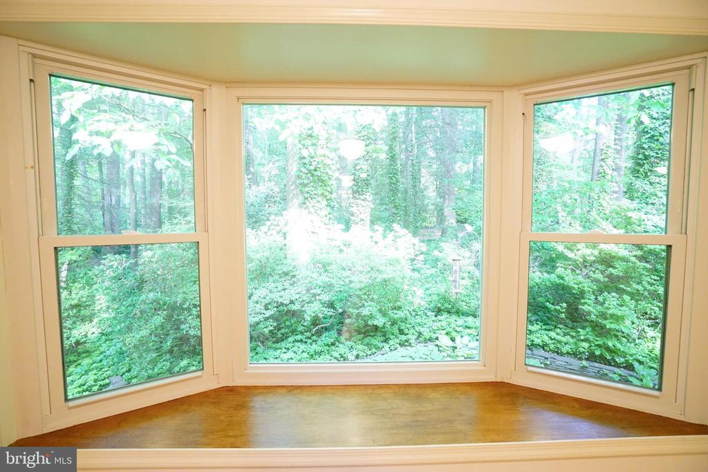 Serene Bay Window w/ Nature View - 8620 APPLETON CT, ANNANDALE