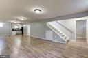 Large Basement w/ Wide Stairs - 232 MARYLAND AVE, HAMILTON