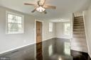 Sitting Room/Office/Playroom w/ separate entry - 232 MARYLAND AVE, HAMILTON