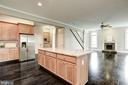 Open Kitchen and Family Room - 232 MARYLAND AVE, HAMILTON