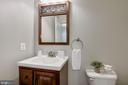 Half Bathroom - 232 MARYLAND AVE, HAMILTON
