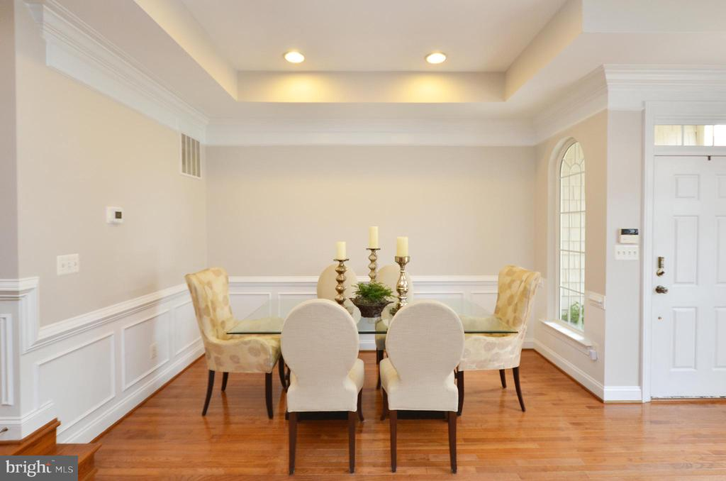Alternate View of Dining Room - 43013 MILL RACE TER, LEESBURG