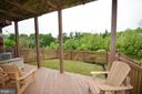 Lower Level Deck - 43013 MILL RACE TER, LEESBURG