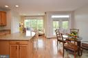 Panoramic Kitchen View - 43013 MILL RACE TER, LEESBURG