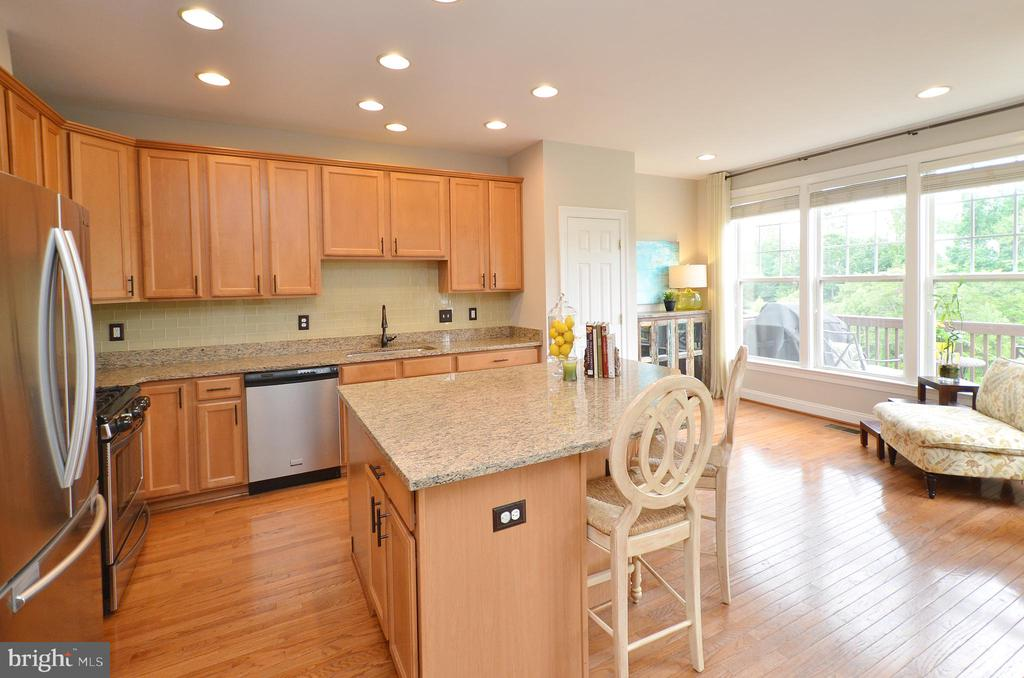 Alternate Kitchen Views - 43013 MILL RACE TER, LEESBURG