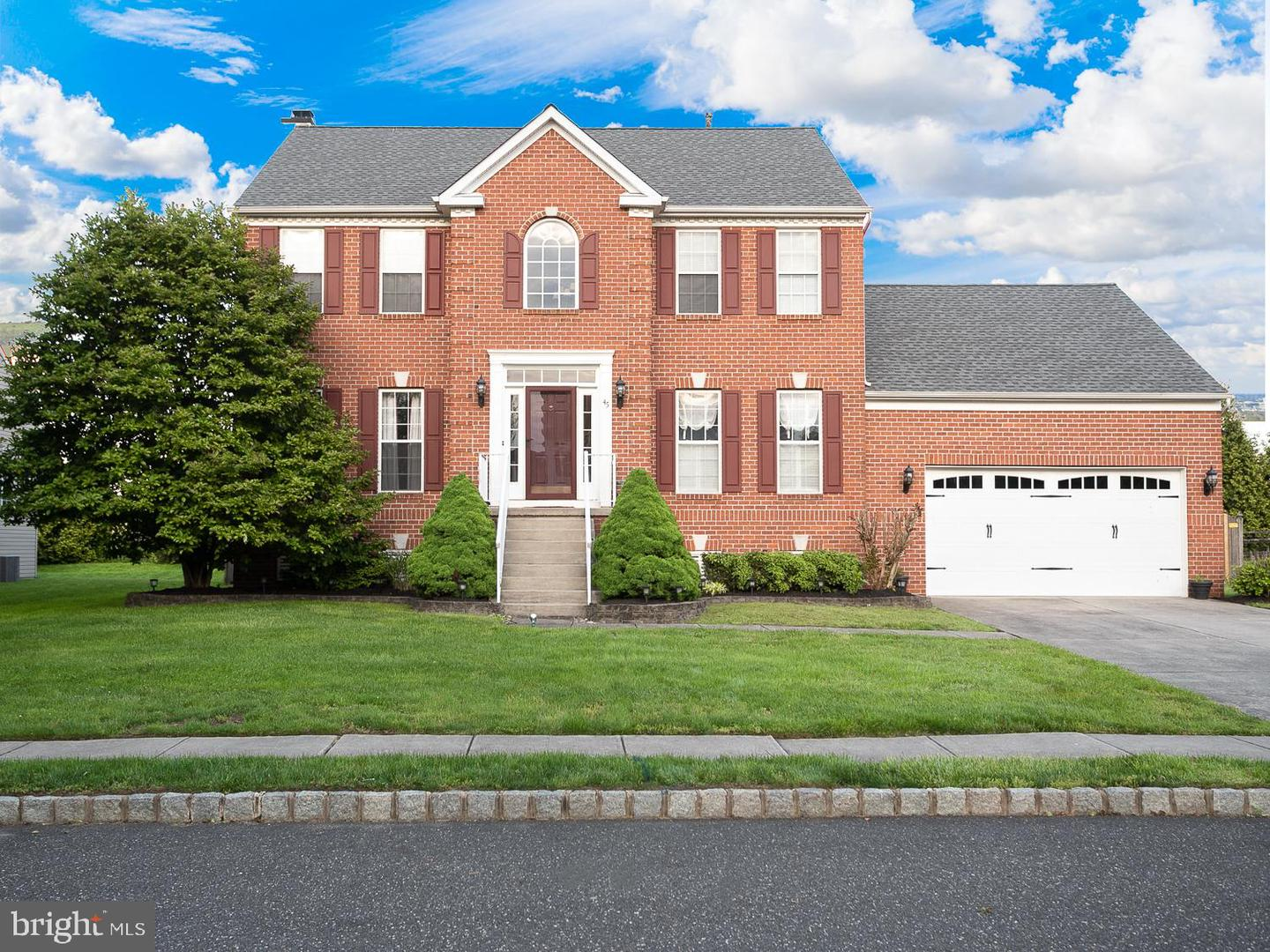 single family homes for Sale at Bordentown, New Jersey 08505 United States