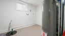 Laundry room. - 5906 BURGUNDY ST, CAPITOL HEIGHTS