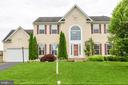 Grand colonial style that has a great curb appeal. - 222 POLARIS DR, WALKERSVILLE