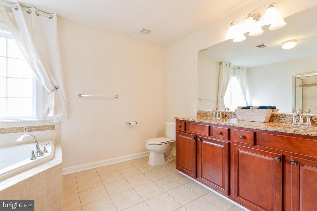 Double vanity! - 222 POLARIS DR, WALKERSVILLE
