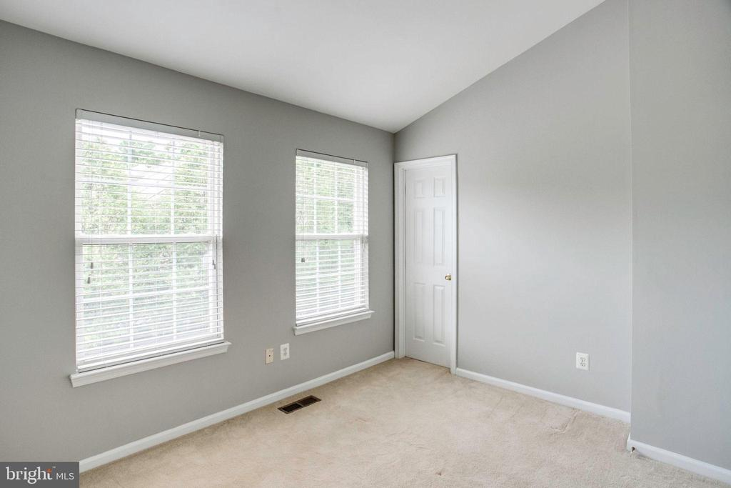Bedroom One with Vaulted Ceilings - 12476 CASBEER DR, FAIRFAX