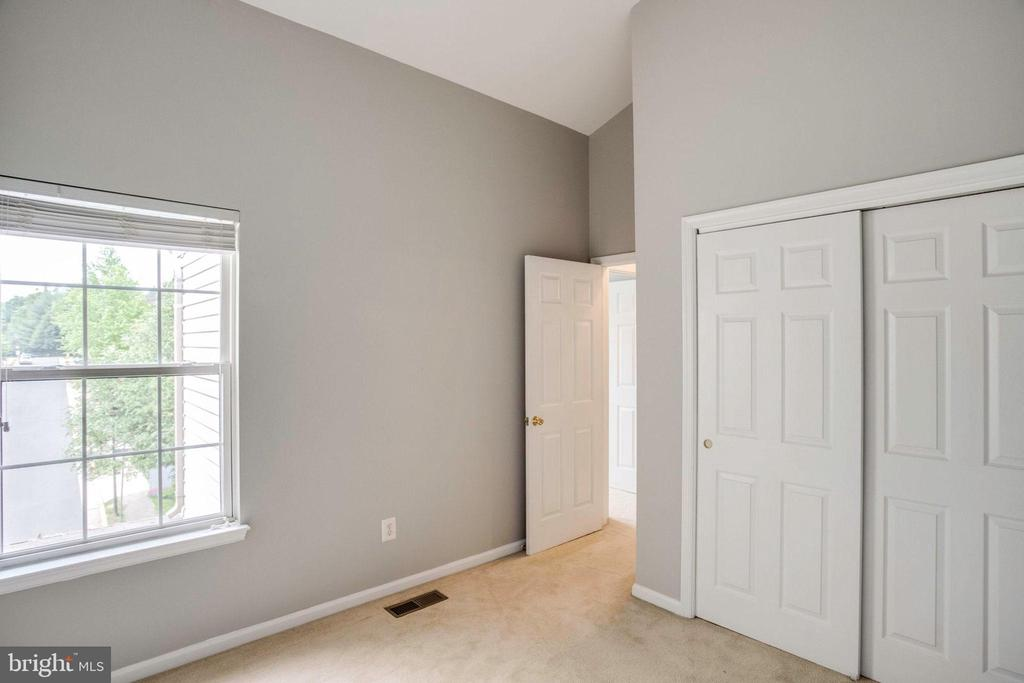 Bedroom Two with Vaulted Ceilings - 12476 CASBEER DR, FAIRFAX