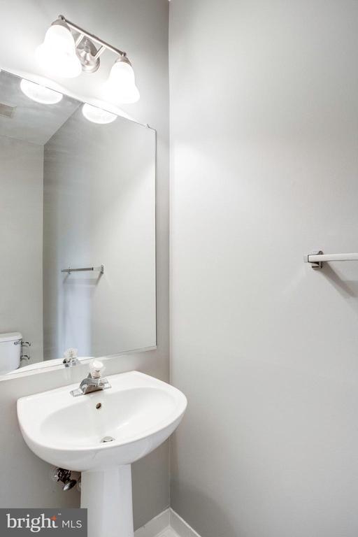 Basement Bath - 12476 CASBEER DR, FAIRFAX