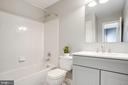 Shared Bath - 12476 CASBEER DR, FAIRFAX