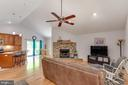 Main Level View - 325 BLUE SKY RD, LINDEN